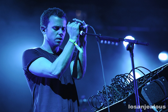 Coachella 2012 Photos: M83 (Weekend 2)