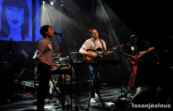 Photos: Metronomy @ El Rey Theatre, May 4, 2012