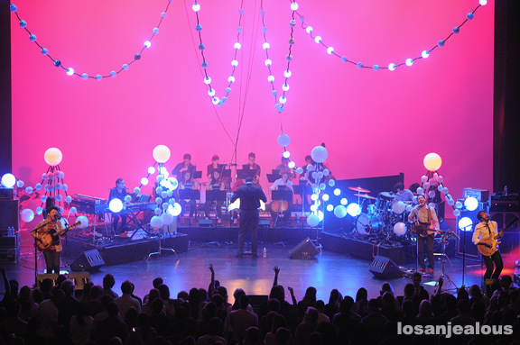 Photos: Portugal. The Man @ UCLA Royce Hall, May 16, 2012