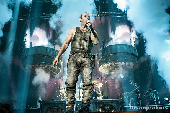 Photos: Rammstein @ Honda Center, May 17, 2012