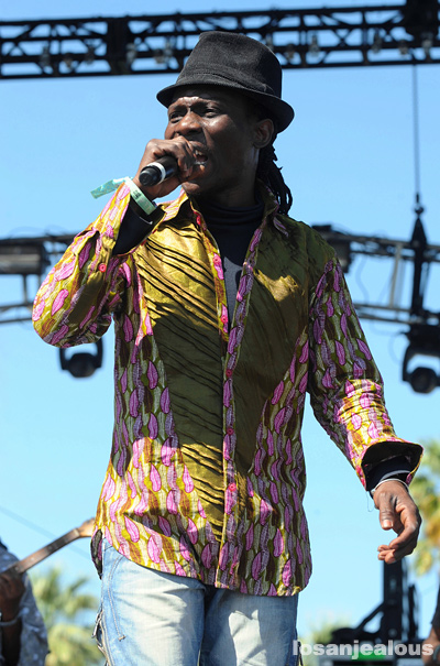 Coachella 2012 Photos: Seun Kuti & Egypt 80 (Weekend 1)