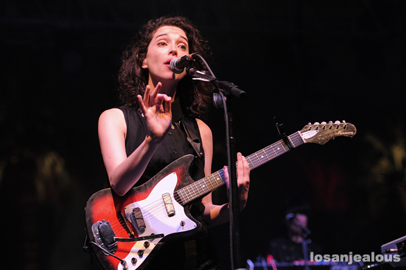 Coachella 2012 Photos: St. Vincent (Weekend 2)