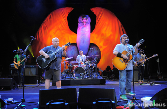Photos: Tenacious D @ Santa Barabara Bowl, May 23, 2012