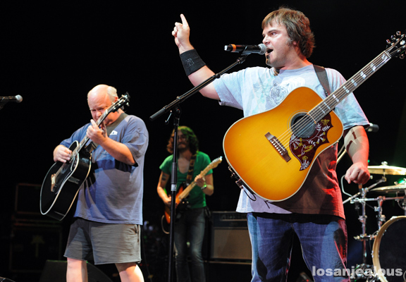 Tenacious D @ The Wiltern This Tuesday 7/31–Win Tickets