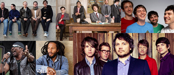 Hollywood Bowl 2012 Season Single Tickets Now On Sale–Wilco, Animal Collective, Ben Harper, Norah Jones, Hot Chip & more