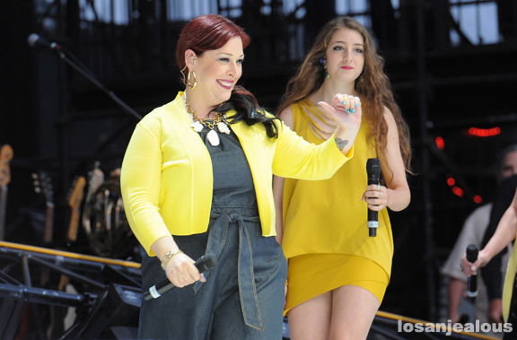 Photos: California Saga @ Verizon Wireless Amphitheatre, June 3, 2012