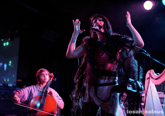 Photos: CocoRosie @ Belly Up Tavern, June 8, 2012