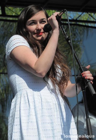 Photos: Cults @ Make Music Pasadena 2012