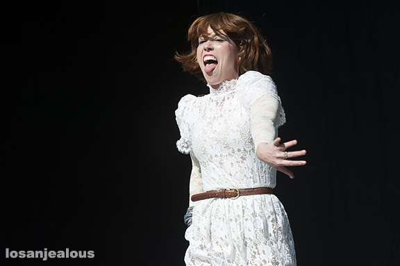 Photos: Grouplove @ KJEE Summer Round-Up, Santa Barbara Bowl, June 1, 2012