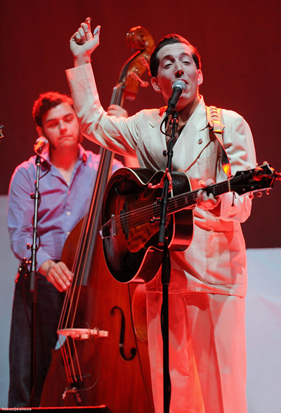 Photos: Pokey LaFarge and The South City Three @ The Wiltern, May 31, 2012