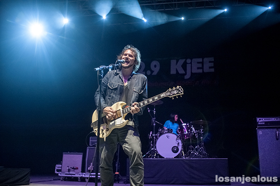 Photos: Silversun Pickups @ KJEE Summer Round-Up, Santa Barbara Bowl, June 1, 2012