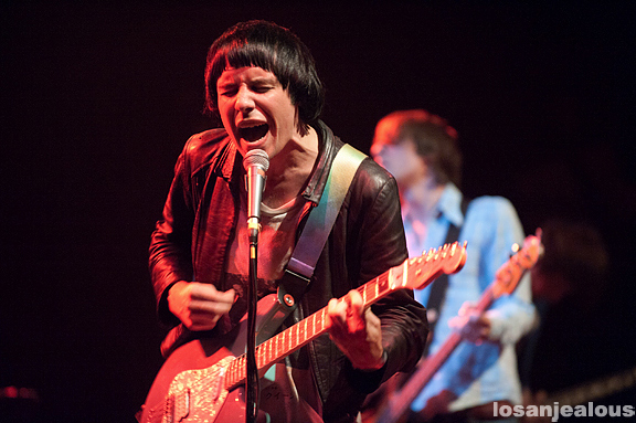 Photos: The Cribs @ El Rey Theatre, June 15, 2012