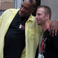 02 Comic Con '12 - Tony Todd with Fan