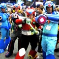 05 Comic Con '12 - Cosplayers at Exhibit Floor