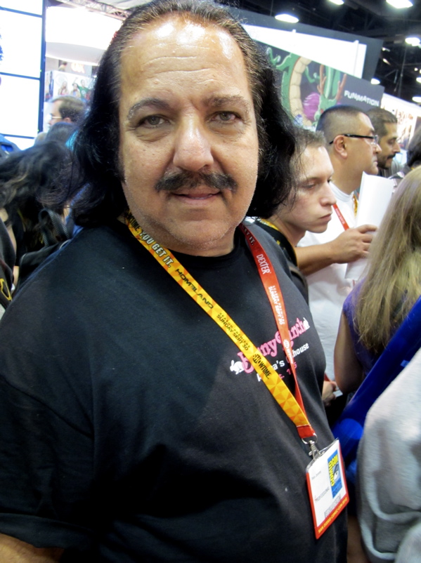 06 Comic Con '12 - Ron Jeremy