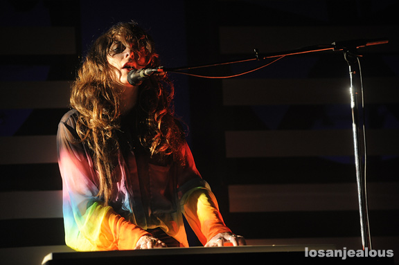 Photos: Beach House @ El Rey Theatre, July 3, 2012