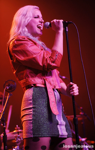 Photos: MS MR @ Fonda Theatre, July 10, 2012