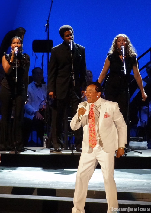 Review: Smokey Robinson with the Los Angeles Philharmonic @ the Hollywood Bowl, July 20, 2012