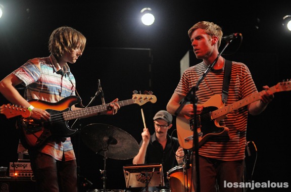 Photos: Wild Nothing @ El Rey Theatre, July 3, 2012