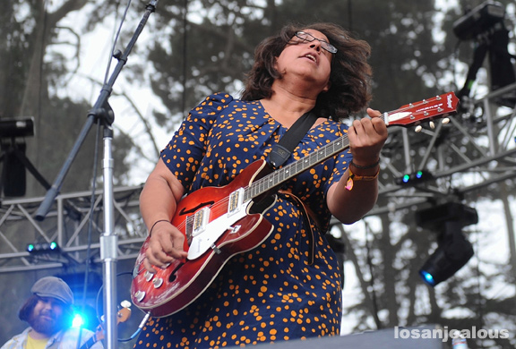 Photos: Alabama Shakes @ 2012 Outside Lands Festival