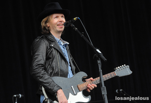Photos: Beck @ 2012 Outside Lands Festival