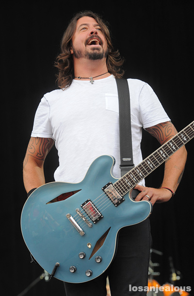 Photos: Foo Fighters @ 2012 Outside Lands Festival