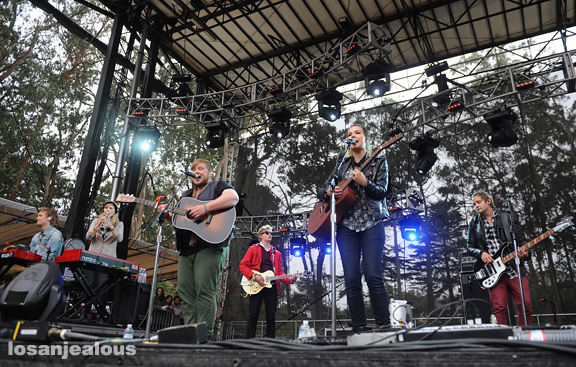 Photos: Of Monsters and Men @ 2012 Outside Lands Festival