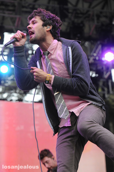 Photos: Passion Pit @ 2012 Outside Lands Festival