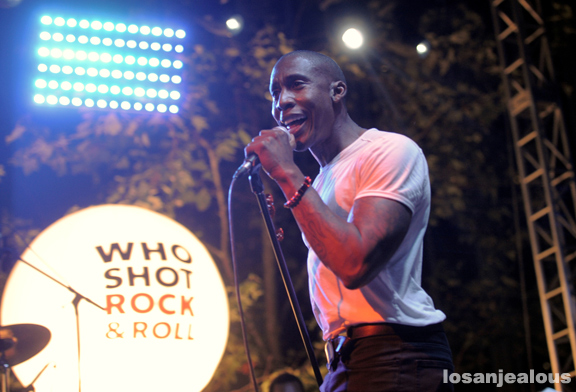 Photos: Raphael Saadiq & Band of Skulls @ KCRW Live @ Who Shot Rock & Roll @ The Annenberg Space for Photography, August 4