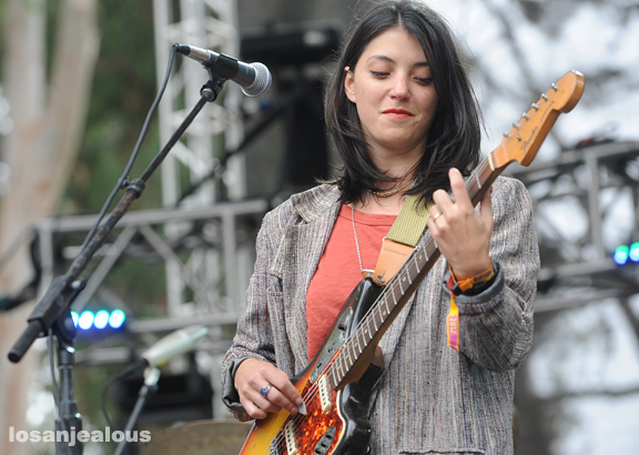 Photos: Sharon Van Etten @ 2012 Outside Lands Festival