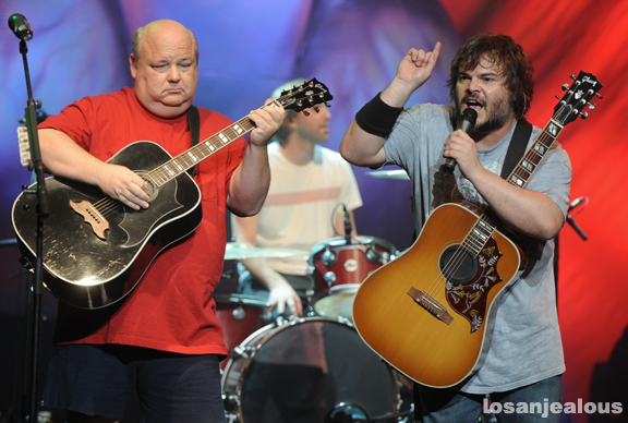 Photos: Tenacious D @ The Wiltern, July 31, 2012