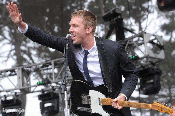 Photos: The Walkmen @ 2012 Outside Lands Festival