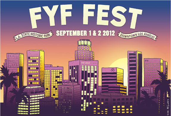 FYF Fest This Saturday 9/1 & Sunday 9/2 @ LA State Historic Park–Win Tickets