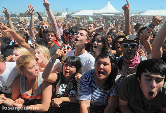 Photos: 2012 FYF Fest–Day 2: Sunday, September 2