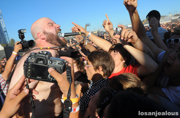 Photos: 2012 FYF Fest–Day 1: Saturday, September 1