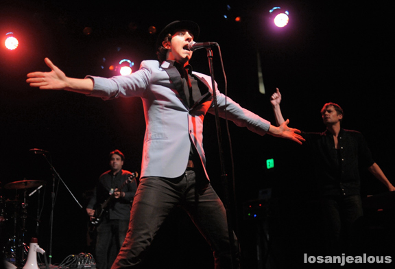 Photos: Maxïmo Park @ El Rey Theatre, September 21, 2012