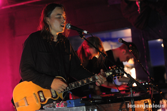 Photos: Moonface with Siinai @ The Echo, September 19, 2012
