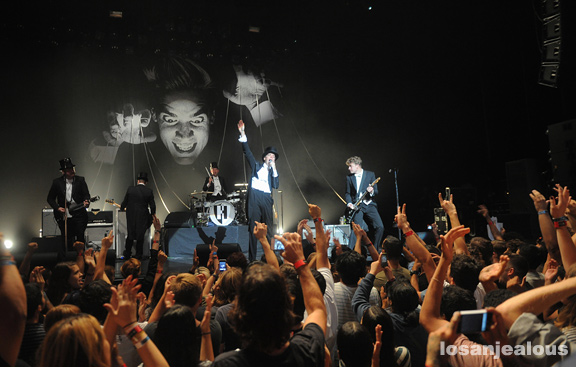 Photos: The Hives @ The Wiltern, September 14, 2012