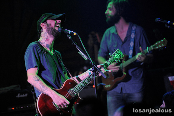 Photos: Band of Horses @ Troubadour, September 27, 2012