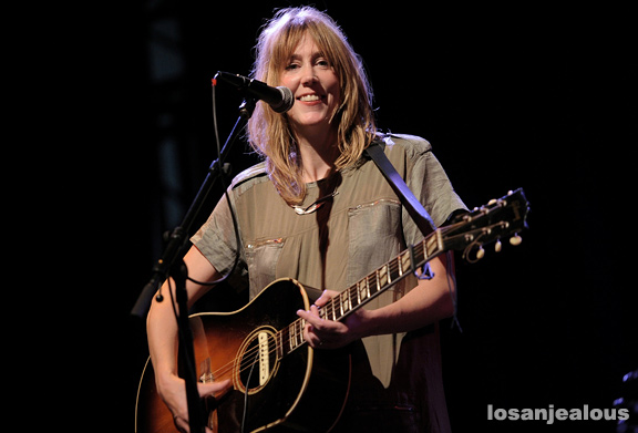 Photos: Beth Orton w/ Sam Amidon @ El Rey Theatre, October 23, 2012