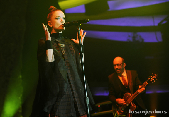 Photos: Garbage @ Hollywood Palladium, October 2, 2012