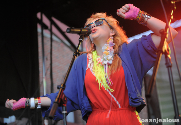 Photos: 2012 Filter Culture Collide Festival–Niki and The Dove, Poolside, DIIV, Class Actress & Admiral Fallow