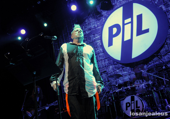 Photos: Public Image Ltd @ Club Nokia, October 28, 2012