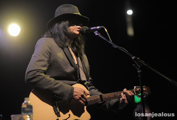 Photos: Rodriguez @ El Rey Theatre, September 28, 2012