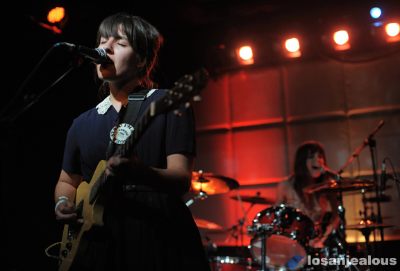 Photos: Summer Twins @ The Echo, October 10, 2012