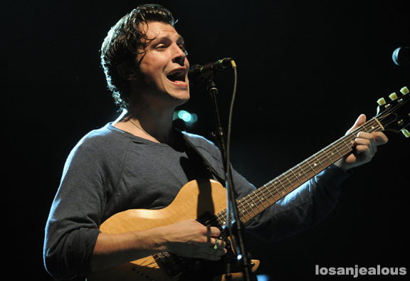 Photos: The Maccabees w/ IO Echo @ El Rey Theatre, October 5, 2012
