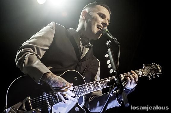 Photos: Tiger Army @ Fonda Theatre, October 26, 2012