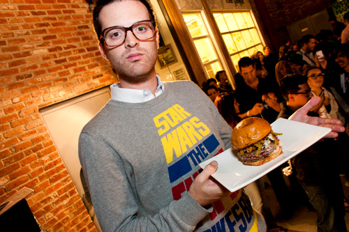 Mayer Hawthorne Gets His Own Umami Burger, The Hawthorne
