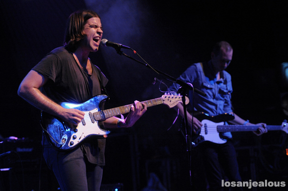 Photos: Abe Vigoda @ El Rey Theatre, October 30, 2012