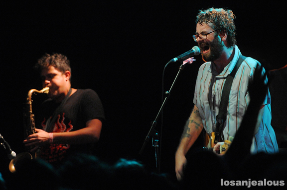Photos: Andrew Jackson Jihad @ Echoplex, November 15, 2012
